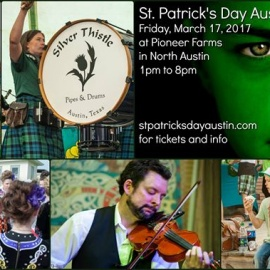 St. Patrick's Day Austin