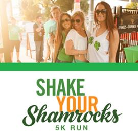 Shake Your Shamrocks 5k