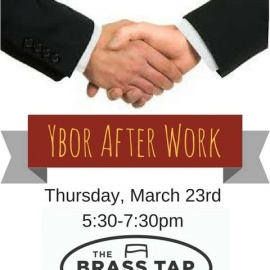 Ybor After Work Networking Event