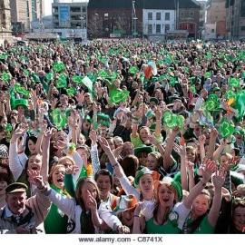 Saint Patrick's Neighborhood Party