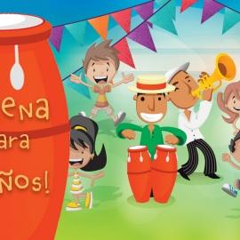 FREE PLAYTIME: Plena Para Ninos