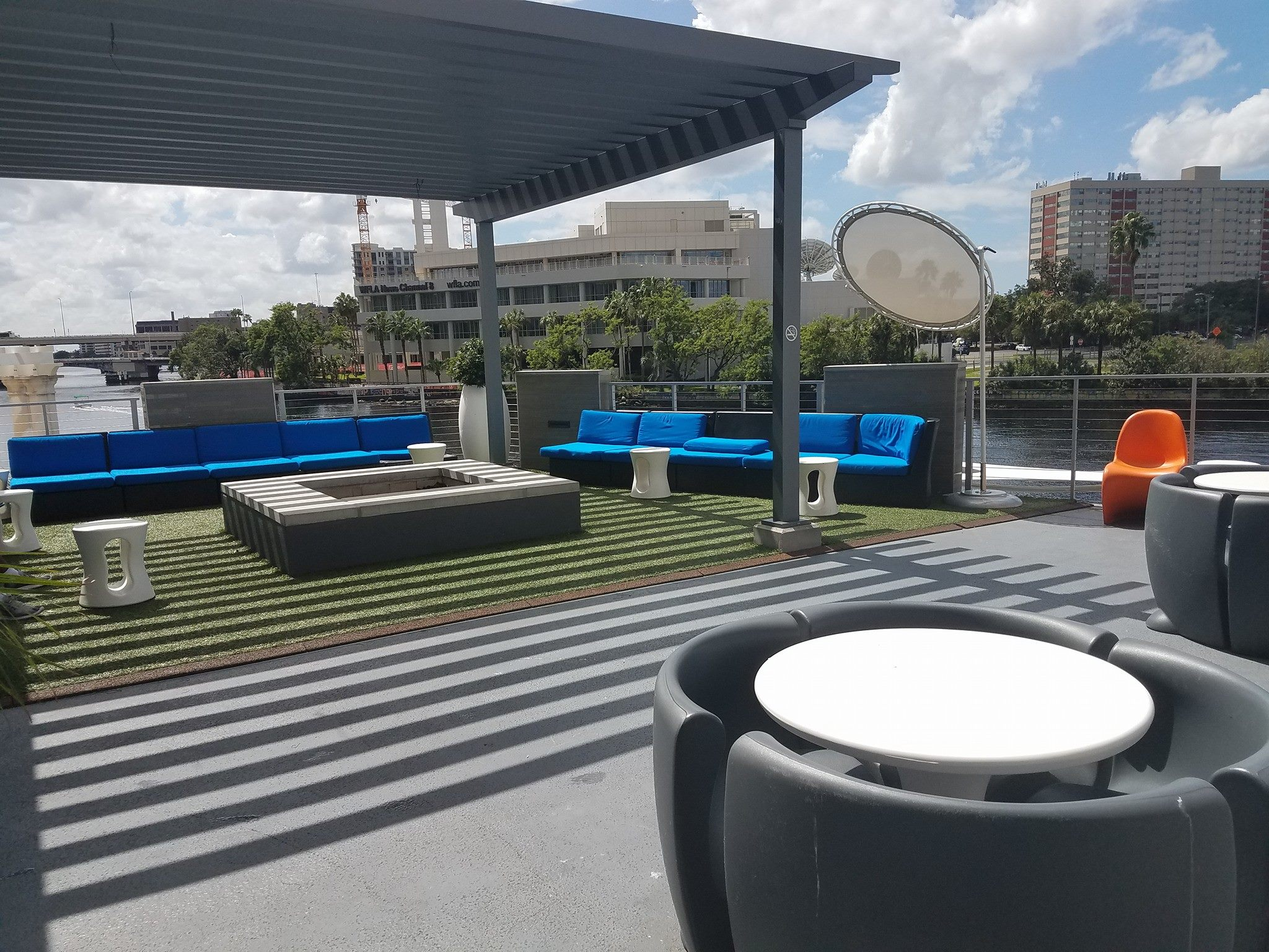 Aloft Tampa Downtown Hotel Travel Downtown Tampa Tampa