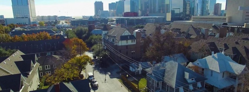 Uptown Dallas cover image