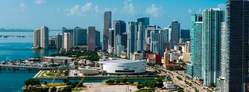 Downtown Miami cover image