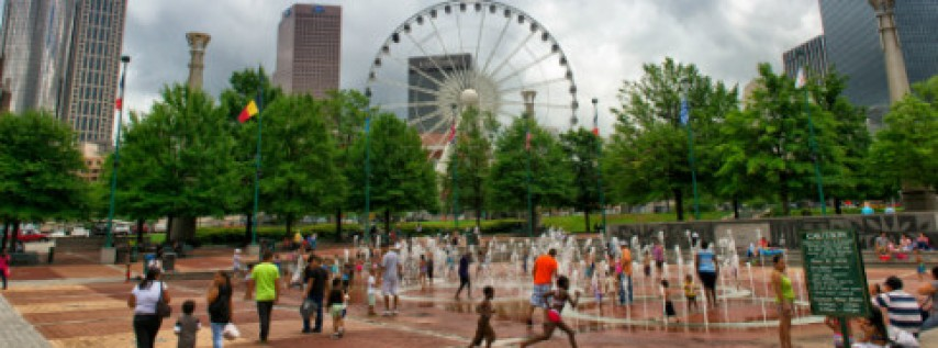 Centennial Park cover image