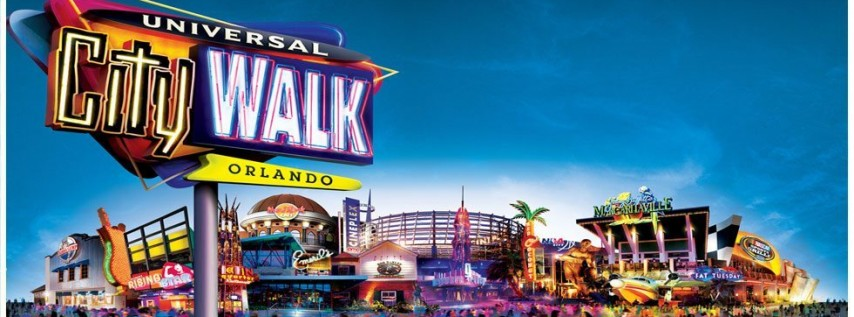 Universal CityWalk cover image
