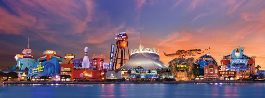 Disney Springs cover image