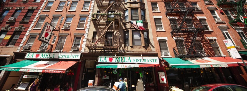 Little Italy cover image