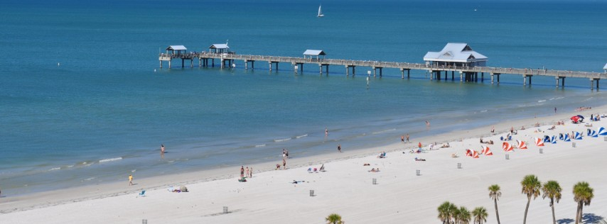 Clearwater Beach cover image