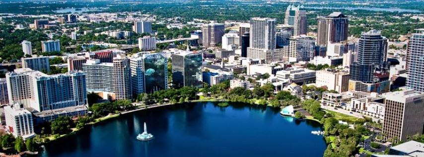 Downtown Orlando cover image