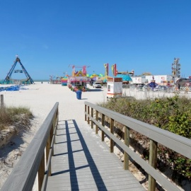 Treasure Island Texas Beach Rentals