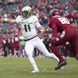 USF Collapses in Humiliating Fashion at Temple, 27-17; Drops Fourth Straight 58