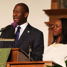 'This was not just about an election cycle': Andrew Gillum concedes for second time73