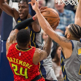 Locked on Hawks podcast: Pacers recap and more160
