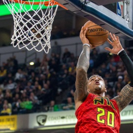 Hawks fall to Pacers in Collins' Return160