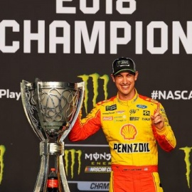 Joey Logano spoils Big Three party to win NASCAR title88