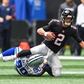 3 Falcons up, 3 Falcons down in Week 11 loss to Cowboys159