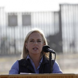 DHS Chief Visits U.S.-Mexico Border, Defends Administration's Asylum Rules137