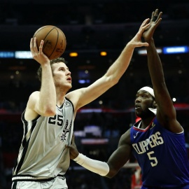 Open Thread: Don't miss the festivities Thursday as the Spurs take on the Clippers124