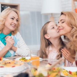 PARENTING: Gratitude yields health and social benefits61