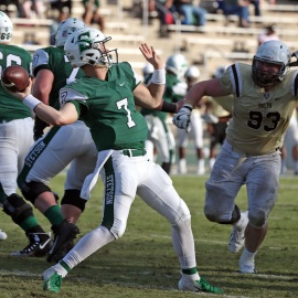 Lincoln's Espinoza engineers 14-point comeback in FCS Bowl79