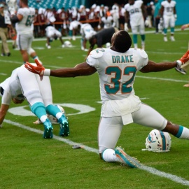 The Dolphins Pulled Off the Miracle in Miami to Beat the Patriots83