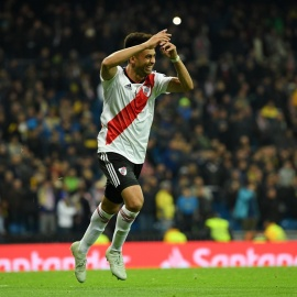 Pity Martinez confirms he will leave River Plate, join Atlanta United in January 161