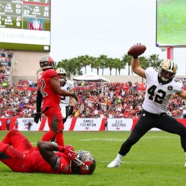 Notes and highlights from the Buccaneers 28-14 loss to the Saints228