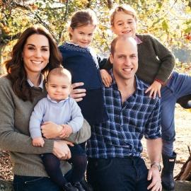 Royal family, including Meghan and Harry, share Christmas card photos8