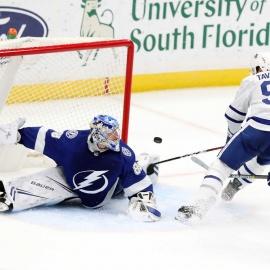 Vasilevskiy returns to shut down Maple Leafs in 4-1 Lightning victory229