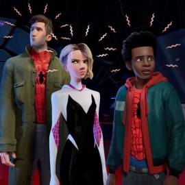 Movie review: The new animated Spidey movie is more fun than its predecessors264