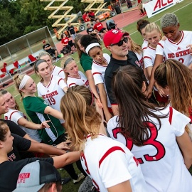NC State Currently Ranks 5th in the Directors' Cup After Soccer Season286