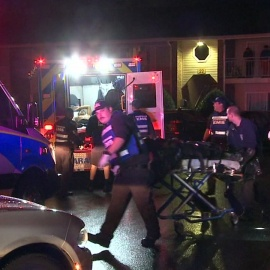 Multiple people shot at Durham apartment complex, police say  34