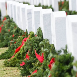 Photos: Wreaths Across America Day at Canaveral National Cemetery73
