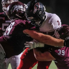 Undefeated Morningside claims first NAIA football crown79