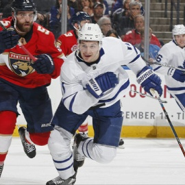 Barkov completes hat trick in OT, Panthers top Maple Leafs89
