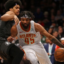 Preview: Hawks finish road trip with Sunday matinee in Brooklyn160