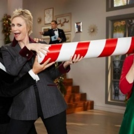 A Swingin' Little Christmas: Jane Lynch, Kate Flannery and Tim Davis Come to Ritz Theatre208