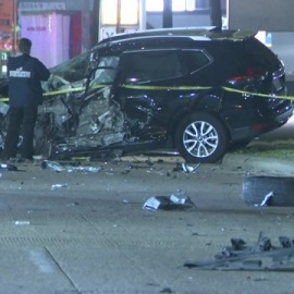 Mother killed, at least 2 others injured in South Houston crash114