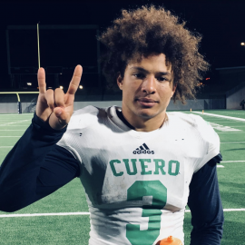 Dynamic WR Jordan Whittington aiming to compete for early playing time at Texas206