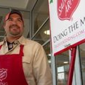 Here's Where the Salvation Army Needs Bell Ringers119
