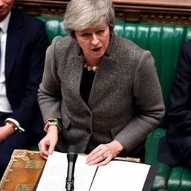 UK Cabinet to consider 'no-deal' Brexit preparations121