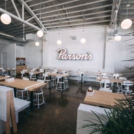 Parson's Chicken & Fish, Opening Tonight, Will Try to Make Lincoln Park Hip 171