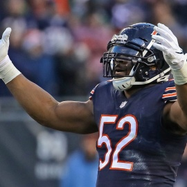 Bears to send five players to 2019 Pro Bowl177