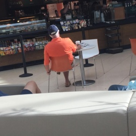 SLICE OF SARASOTA: Just what are these men up to at the mall?61