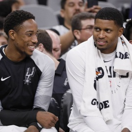 Open Thread: The Spurs hiccup could be less about DeMar DeRozan124