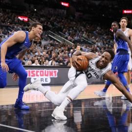 Game Preview: San Antonio Spurs vs. Dallas Mavericks124