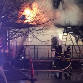 One dead, 2 seriously injured in Queens house fire45