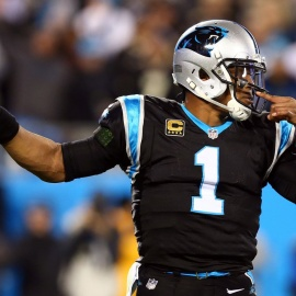 """Cam Newton an early mentor for Lamar Jackson: """"I just wanted to be a vessel or an outlet for him""""188"""