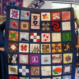 Quilting Under the Palms221